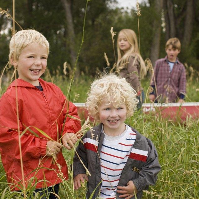 Preschool Activities on the Environment