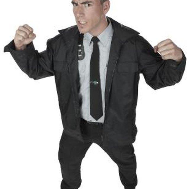 Nonverbal Signs of Anger
