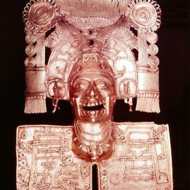 Burial Beliefs of the Aztecs of Mexico