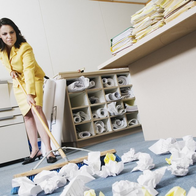 How to Get Clients for an Office Cleaning Business