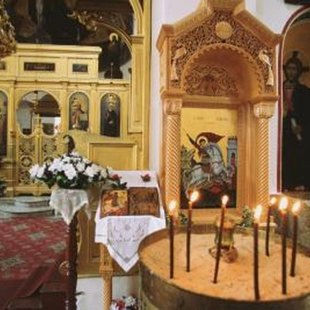 The Beliefs of the Greek Orthodox About Salvation