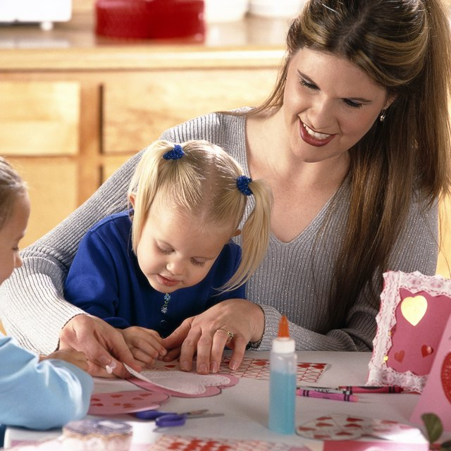 Valentine's Day Lesson Plan for Toddlers