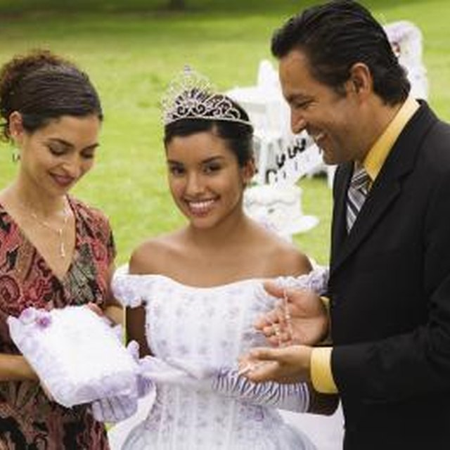 The Ceremony Performed When a Mexican Girl Turns 15