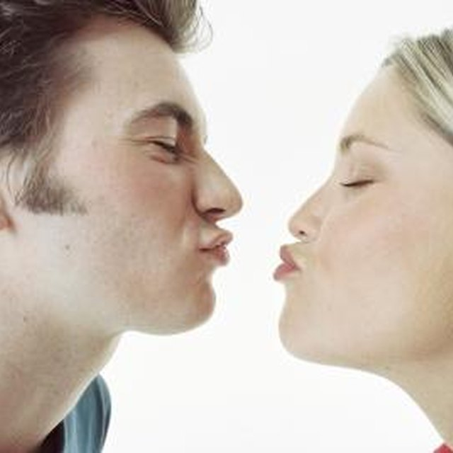 What Do You Do When You're Afraid to Kiss Someone?
