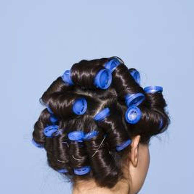 How to Get Pretty Curls That Don't Fall Out