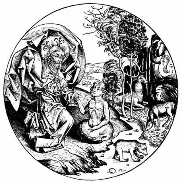 Greek Myth of Creation vs. The Bible Creation Theory