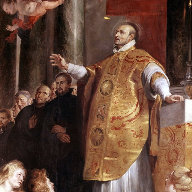 Jesuits & the Rosary