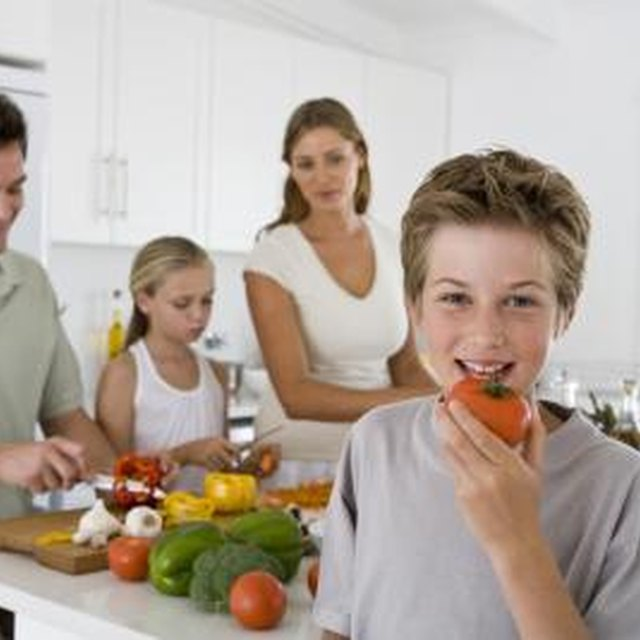 The Average Food Budget for a Family of Four