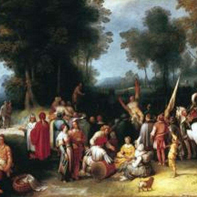 The Death of John the Baptist in the Bible
