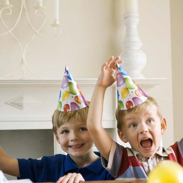 Ideas on Preschool Birthday Boards
