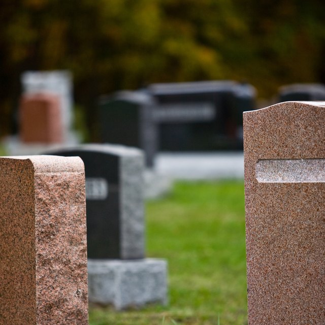 How to Transfer Cemetery Plots