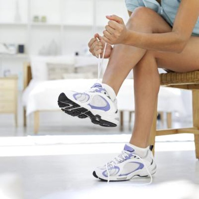 How to Get Rid of a Stinky Smell in Shoes