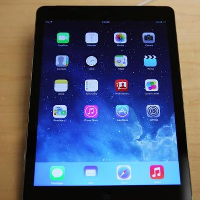 Switching the Input Method on iPad to an External Keyboard