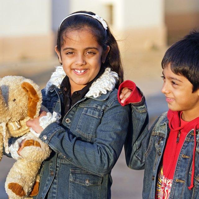 Comanche Indian Children's Games