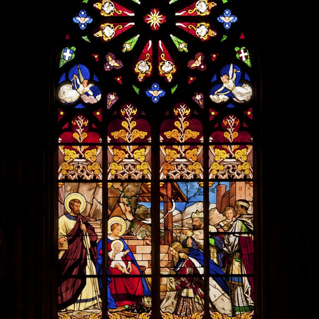 Why Do Churches Have Stained Glass Windows?