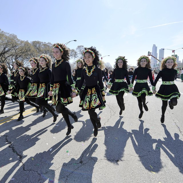 Music and Movement Activities for Toddlers on Saint Patrick's Day