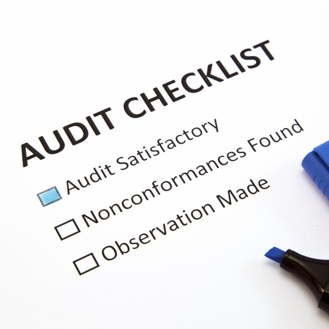 C-TPAT Audit Checklist