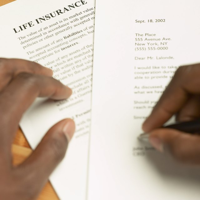 About Different Types of Life Insurance