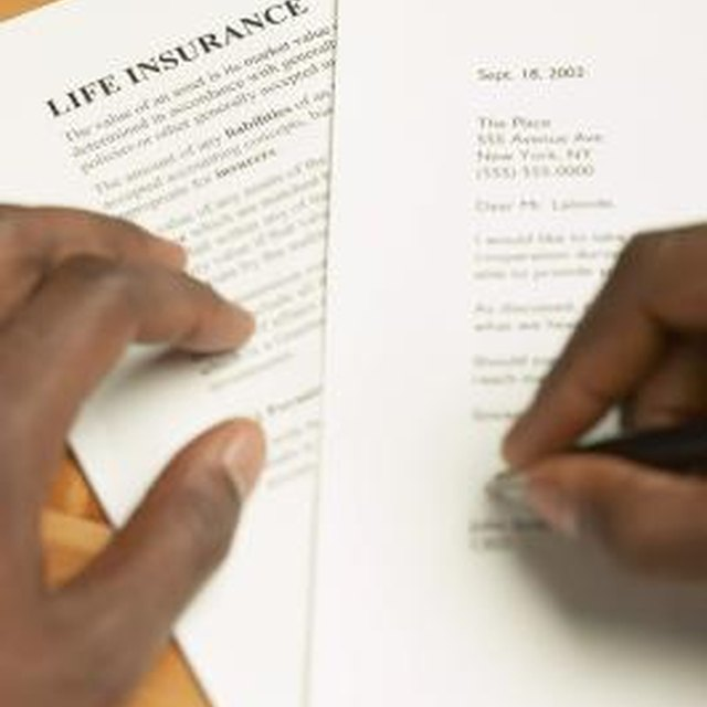Is It Legal for Life Insurance Companies to Check Your Credit Report?