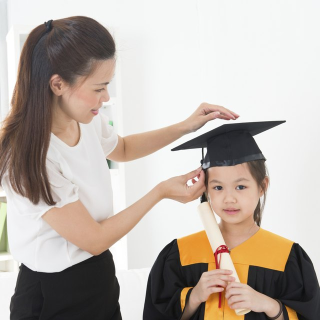 How to Write a Kindergarten Graduation Speech