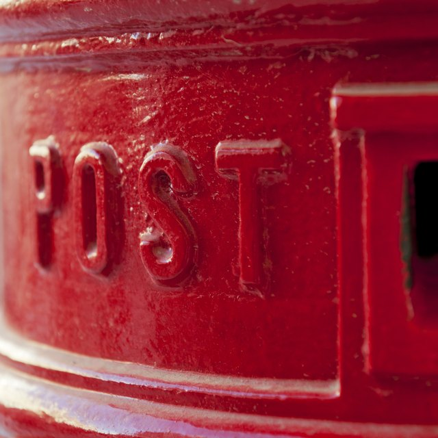 How to Find Post Office Drop Boxes