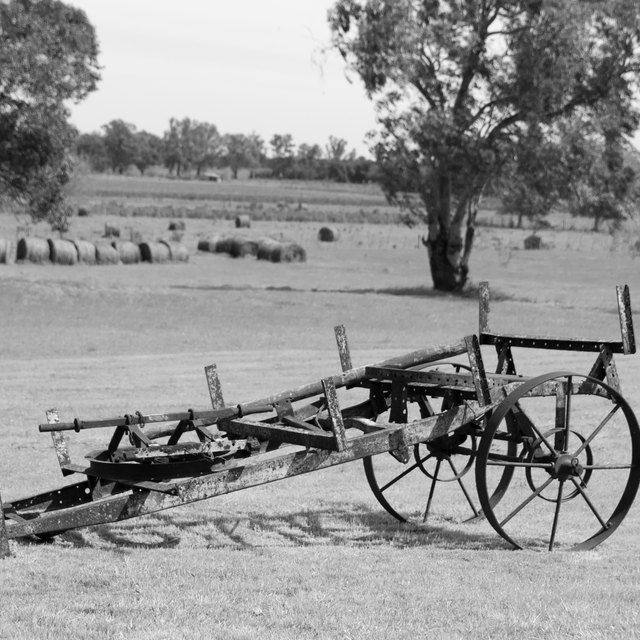 Conditions for Farmers in the Late 1800s