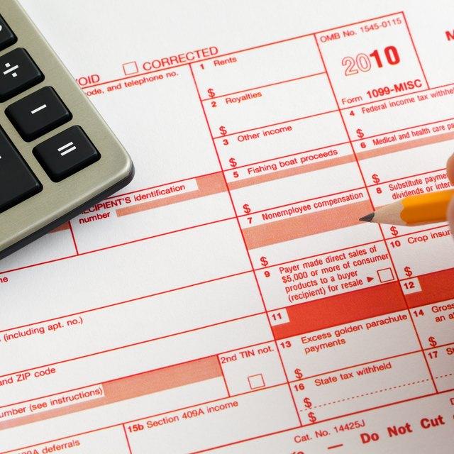 Do Minor Children File Taxes For 1099 Int Pocketsense