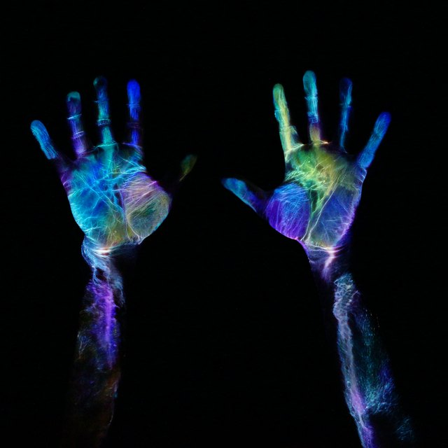 What Kind of Invisible Stains Do Black Lights Detect
