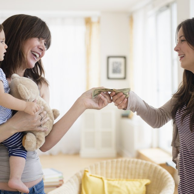 Can I Deduct Child Care Expenses if I Pay the Babysitter Cash?