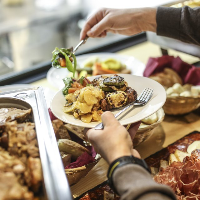 How to Calculate Service Charges for Catering