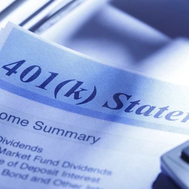 How Much Will Be Withheld if I Withdraw From My 401(k)?