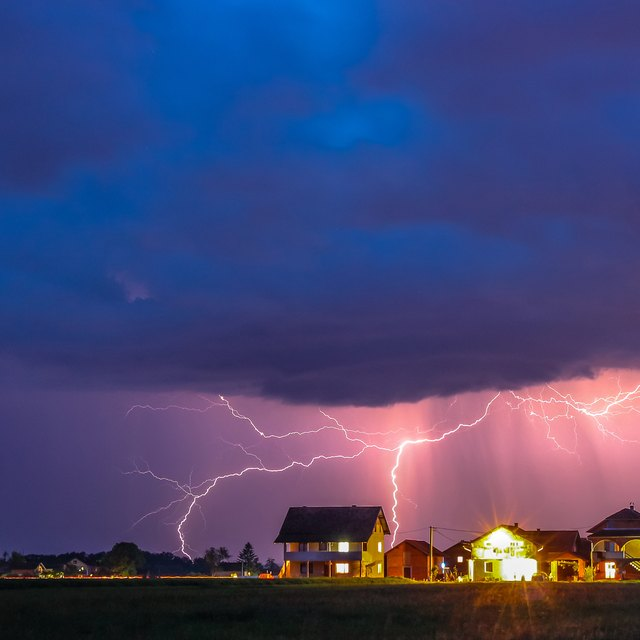 warning signs of thunderstorms sciencing