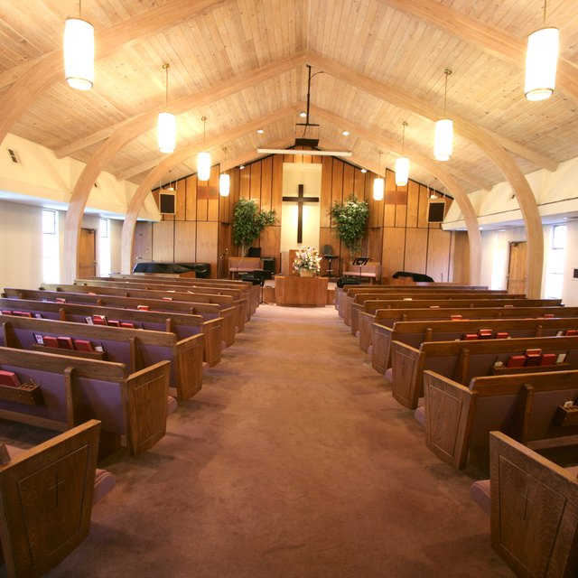 Grants to Help Build Churches