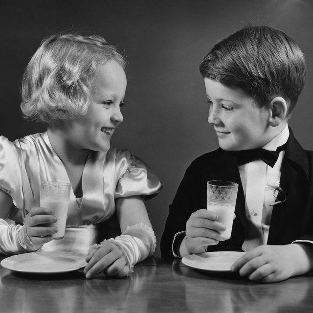 Popular Children's Activities in the 1930s