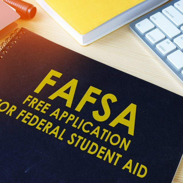 About the FAFSA Application