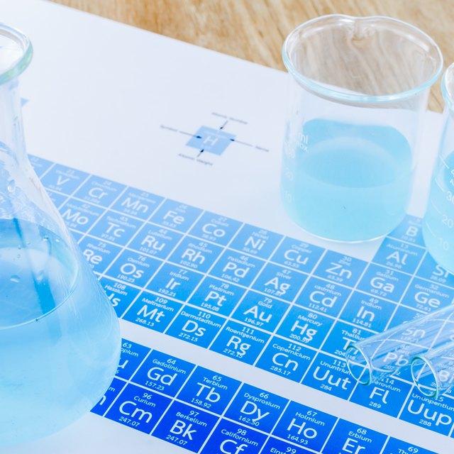Definition of Representative Element | Sciencing