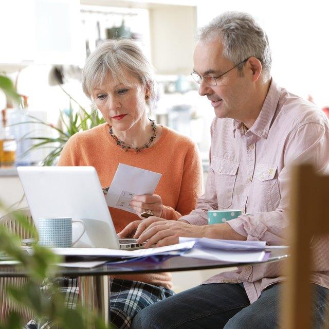 Can Survivor's Pension Benefits Be Garnished?