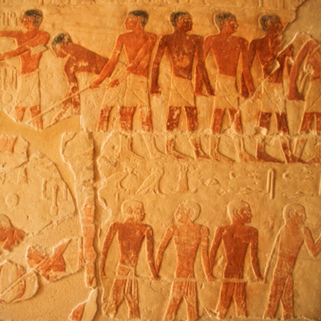 Differences in Mesopotamian and Egyptian Cultures