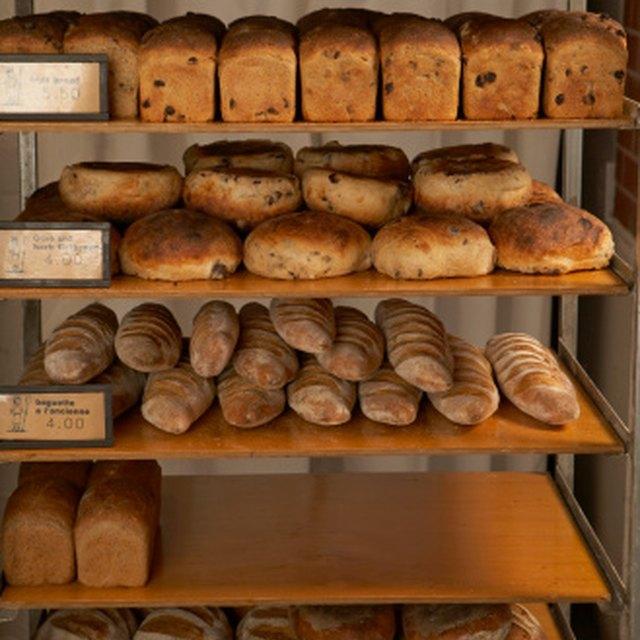 How to Prepare a Bakery Menu