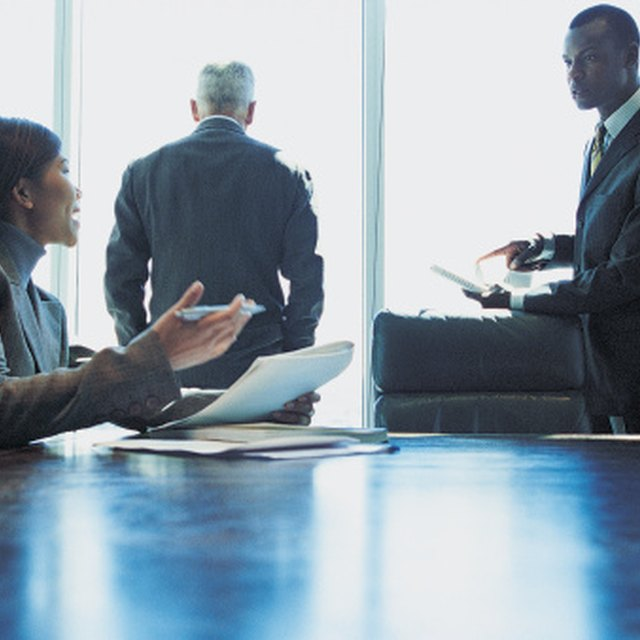 Do Male & Female Managers Handle Conflict Differently?