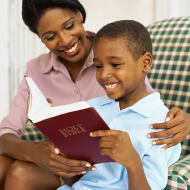 How to Teach the Book of Proverbs to Children