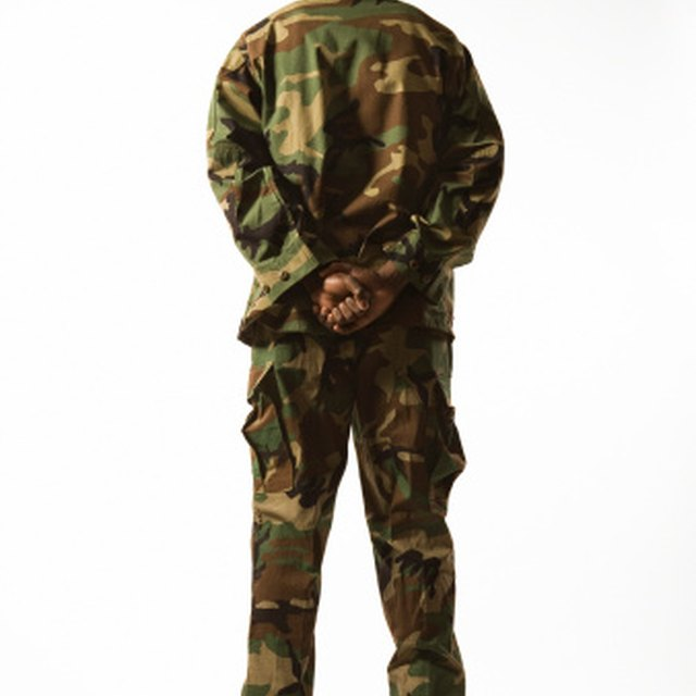 How to Wear the Military Rope on the Uniform