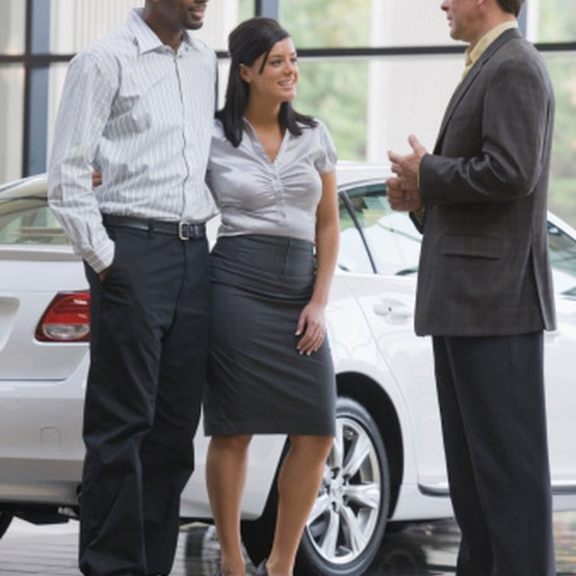 What Does Cash Back Mean at a Dealership?