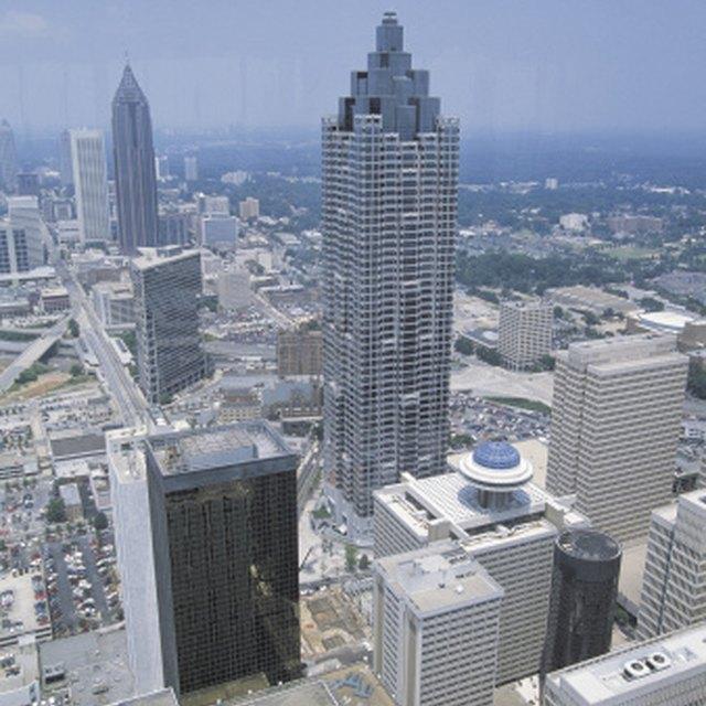 The Average Salary of a Mayor in Georgia