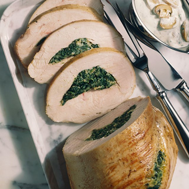 Boneless Turkey Breasts Cook Covered Or Uncovered Our