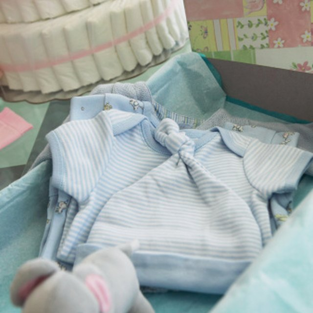 How to Make Cute Paper Dirty Diapers Cheap