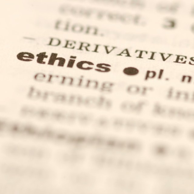 The Advantages & Disadvantages of Ethical Reasoning