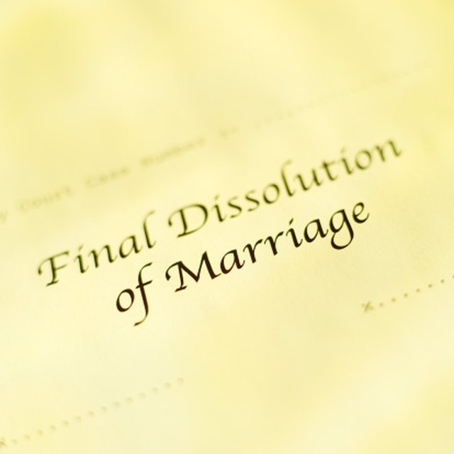 Quit Claim Deed & Divorce in Washington State