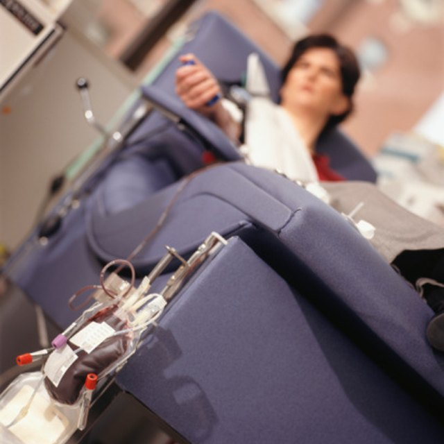 How to Donate Plasma for Money in Irving, Texas