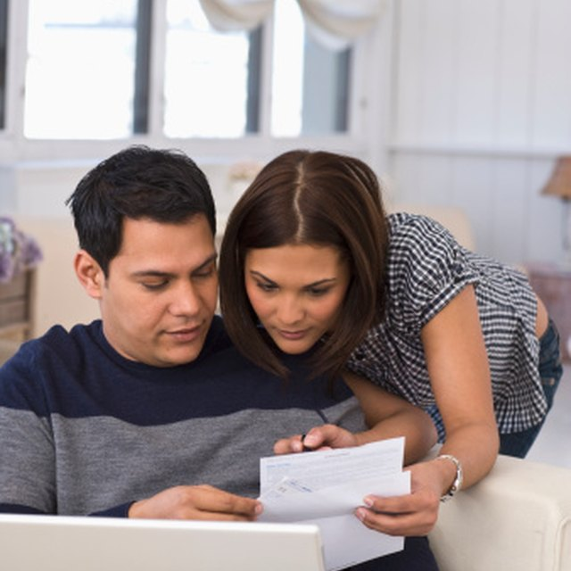 How to Fill Free Budget Worksheets Out